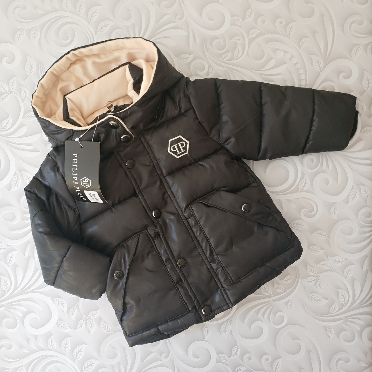 Детская куртка Philipp Plein,еврозима, 92-98