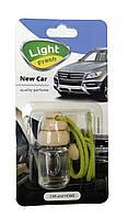 Освежитель ароматизатор воздуха Новое авто Light Fresh 5мл, фото 1