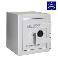 Огневзломостойкий сейф GRIFFON CLE.II.50.E кремовый (Украина)