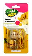 Освежитель ароматизатор воздуха Банановая жевательная резинка Light Fresh 5мл, фото 1