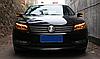 Передние фары Led тюнинг оптика Volkswagen Passat B7 USA, фото 4
