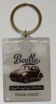 Брелок Nostalgic-Art VW Beetle