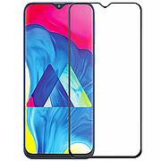 Защитное стекло Samsung A80 2019 A805 Full Glue черное (тех упаковка)