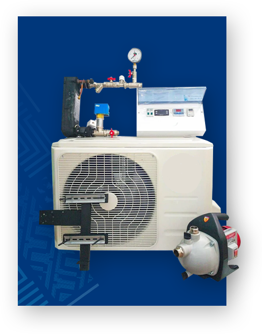Установки для охлаждения воды ( чиллеры) CHIL0006