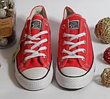 Кеды Converse All Star красный 37 размер - 23,5 см стелька, фото 4