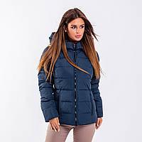 Женская куртка Indigo N 009TT PETROL