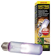 "Лампа дневного света неоновая для террариума (T10/25W) ""Exo Terra Deatime Heat Lamp"", фото 1"