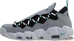 Мужские кроссовки Nike Air More Money Island Green AJ2998-003, Найк Аир Мор