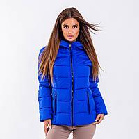 Женская куртка Indigo N 009TT SAX