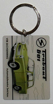 Брелок Nostalgic-Art Trabant 601