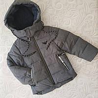Утепленная куртка Armani, фото 1