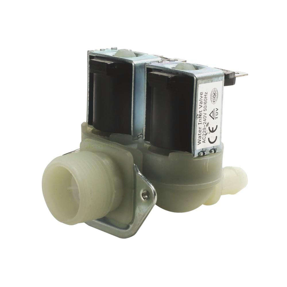 Клапан залива воды 2/180 для стиральных машин универсальный