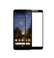 Mocolo Google Pixel 3a (GG4315) 2.5D Curved Full Cover Tempered Glass Защитное Стекло