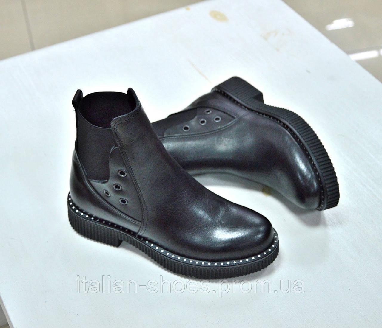 Ботинки Donna Italia к.-750