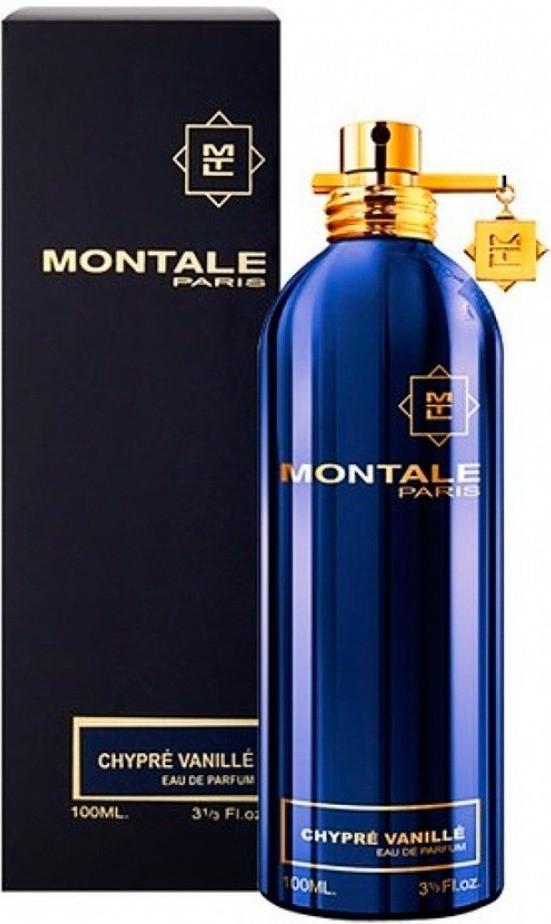 Парфумована вода Montale Chypre Vanille (Унісекс) (ліцензія) - 100мл