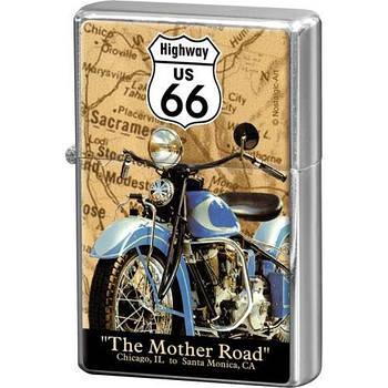 Зажигалка Nostalgic-Art Highway 66 Map (80233)