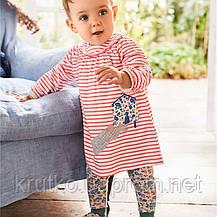 Костюм 2 в 1 для девочки Заячий домик Little Maven (5 лет), фото 2