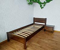 """Односпальная кровать """"Эконом"""" (80х190/200) + тумбочка"""