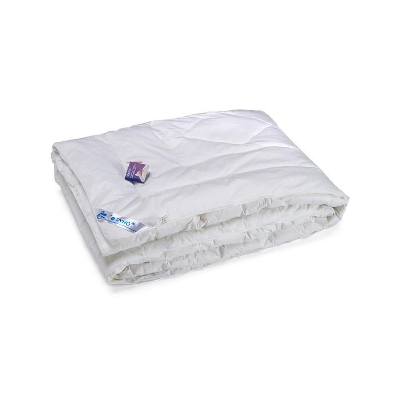 Одеяло 200х220 с искуственного лебяжего пуха демисезонное