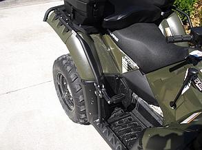 Защита Kimpex боковых крыльев квадроцикла Polaris Sportsman XP 550/850