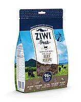 Ziwi Peak Air-Dried Beef For Cats -высушенный на воздухе корм для котов ГОВЯДИНА 400г