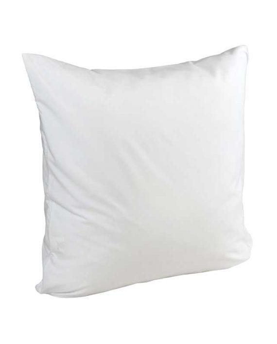 Наволочка 70х70 микрофибра белая