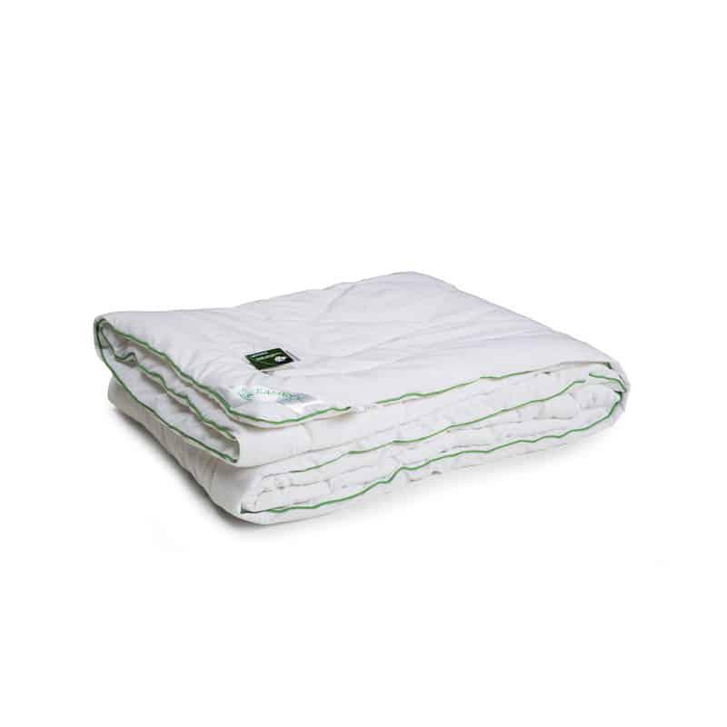 Одеяло 172х205 бамбуковое белое