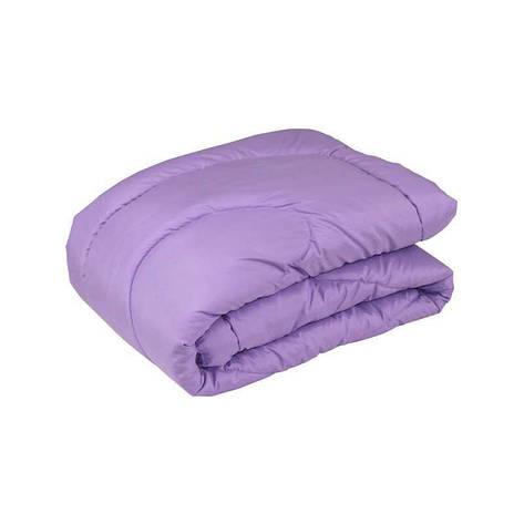 Одеяло 172х205 силиконовое сиреневое, фото 2