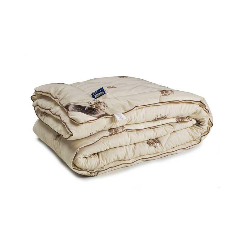 """Одеяло 172х205 шерстяное """"SHEEP"""""""