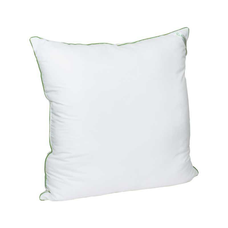 Подушка 70х70 бамбуковая белая