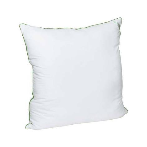 Подушка 70х70 бамбуковая белая, фото 2