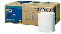 Протирочная бумага TORK Reflex+ в рулонах с центр. вытяжкой, 1 слой, 270 м, 771 лист, 100% целлюлоза