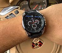 Часы мужские Tommy Hilfiger D3602 черные кварцевые, фото 1