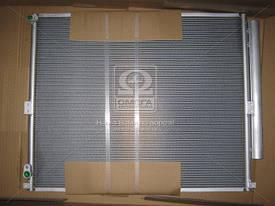 Радиатор кондиционераToyota Land Cruiser Prado 120 / Lexus GX 4.0 (Nissens)