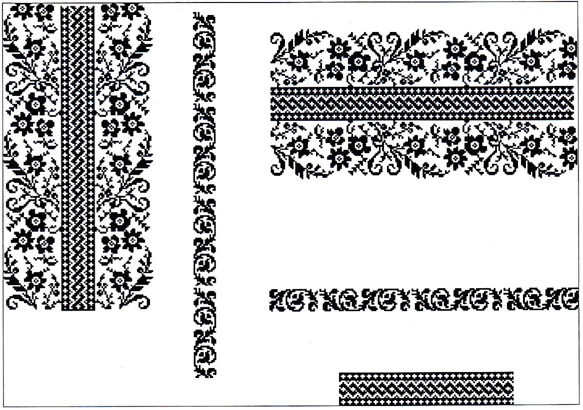 9e899a9f8bc12a Заготовка жіночої вишиванки під бісер (БС-65) від