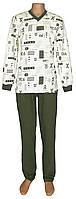 Снова в наличии с 26.08.19 - теплые мужские пижамы на байке серии Pocket Soft Contrast ТМ УКРТРИКОТАЖ!