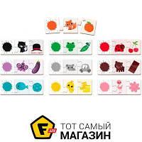Обучающая игрушка Janod Изучаем цвет (J02709)