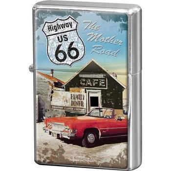 Зажигалка Nostalgic-Art Highway 66 The Mother (80234)