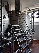 Линия переработки молока б/у. Линия для производства твёрдого сыра, мягкого сыра и творога