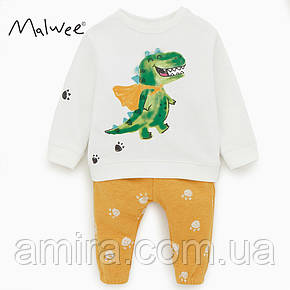 Костюм детский 2 в 1 Крокодильи лапки Malwee, фото 2
