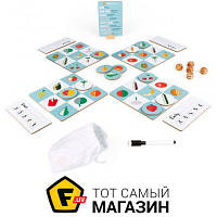 Настольная игра Janod Лото. Овощи (J02691)