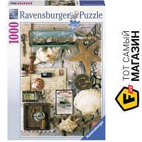 Пазл Ravensburger Морские сувениры, 1000 элементов (RSV-194797)