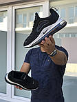 Мужские кроссовки Nike Air Max 720 (черно-белые), фото 2