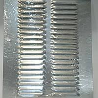 Вентиляционная решетка из оцинкованной стали 240 ммх300 мм