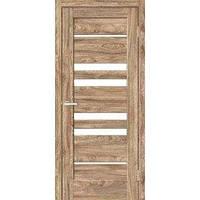 Дверное полотно ТМ ОМиС 800мм Rino 06 G (NL дуб Ориндж)