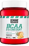 Аминокислоты UNS - BCAA 2:1:1 Instant (500 грамм) смородина