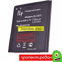 Аккумулятор BL3805 Fly IQ4404, (Li-ion 3.7 V 1750 mAh) (батарея, АКБ)