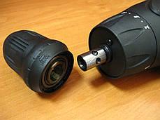 Мережевий шупуповерт зі змінним патроном Булат БСШ-1100 DFR, фото 2