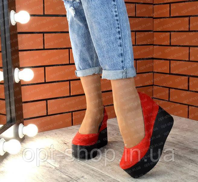 Туфлі жіночі на платформі