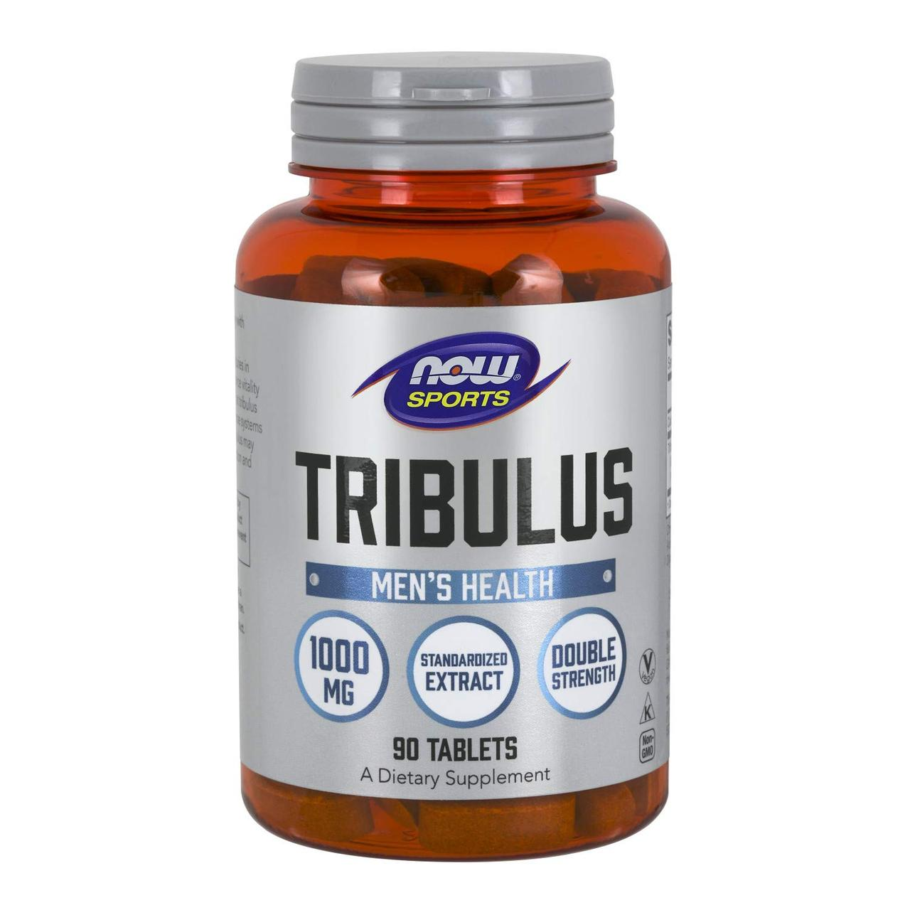 Трибулус Tribulus NOW 1000 mg 90 caps